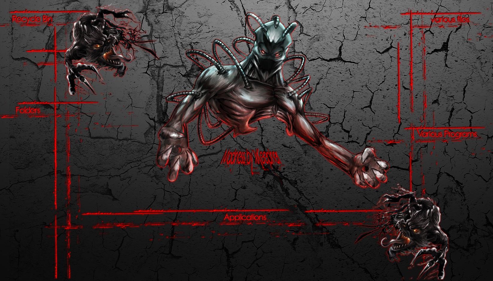 Madness - HD Wallpaper Madness_wallpaper_hd_by_xkeepher-d5jshon