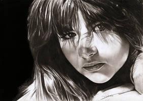 Sophie Marceau by AmBr0