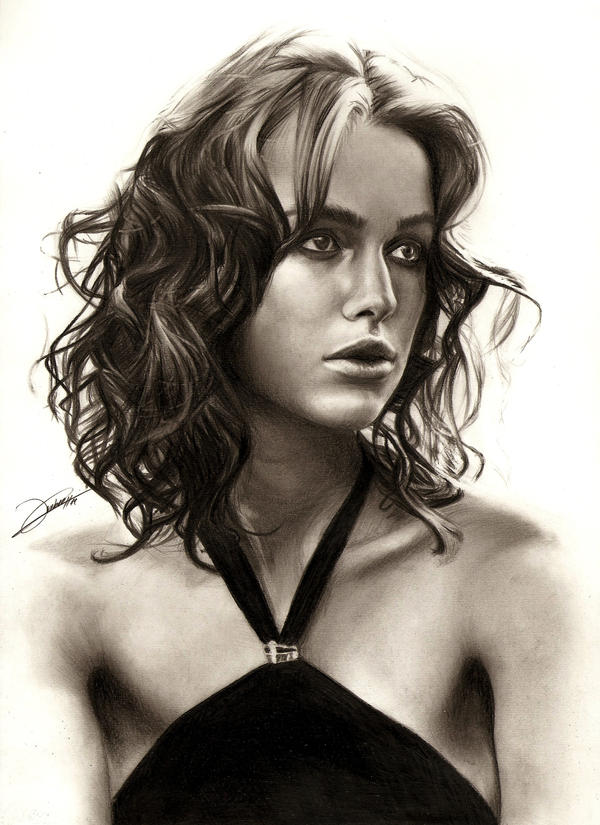 Keira Knightley by AmBr0