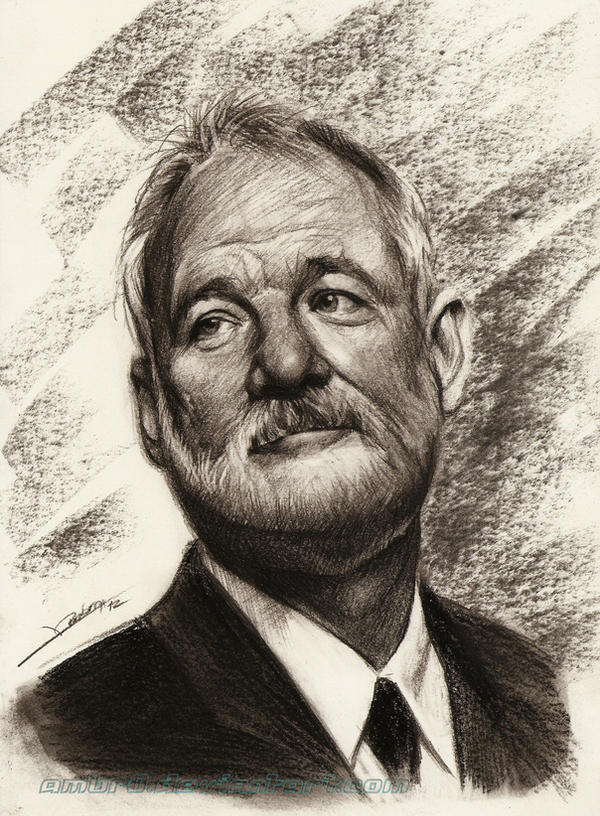 Bill Murray by AmBr0