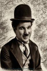 Sir Charles Chaplin by AmBr0