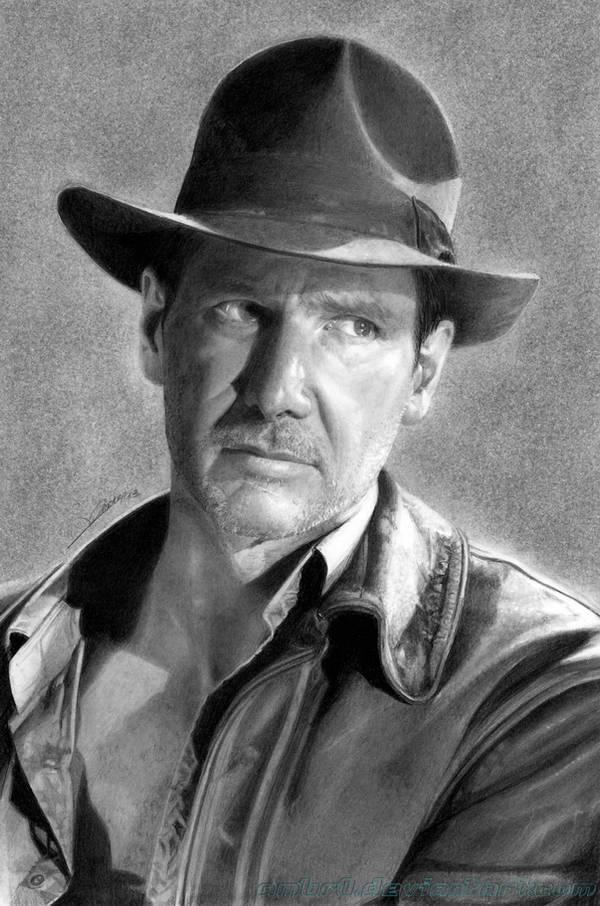 Indiana Jones by AmBr0