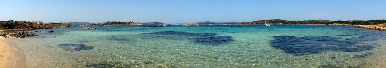 Isola Caprera by AmBr0