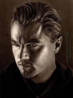 Leonardo DiCaprio by AmBr0