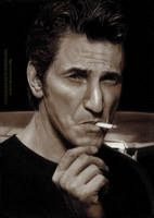 Sean Penn by AmBr0