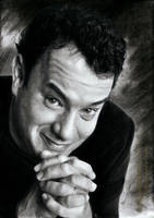 Tom Hanks by AmBr0