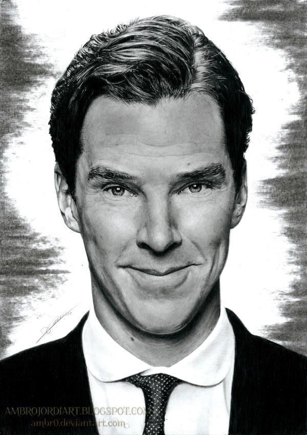 Benedict Cumberbatch by AmBr0