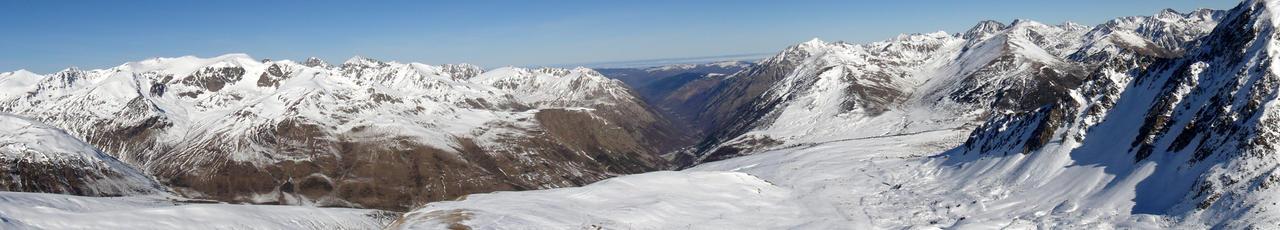 Puymorens, Pic de la Mine by AmBr0