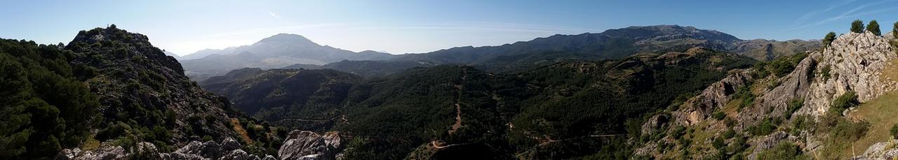 Natural Park Sierra de las Nieves by AmBr0