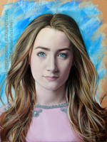 Saoirse Ronan by AmBr0