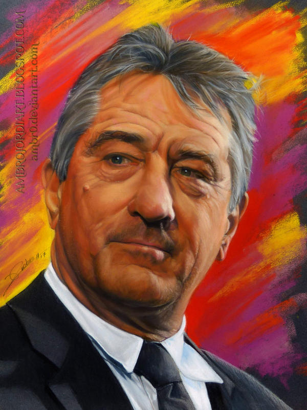 Robert De Niro by AmBr0