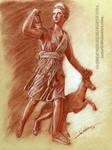 Artemis with a Doe Study
