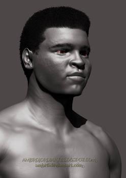 Muhammad Ali 3D