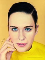 Rachel Brosnahan Drawing