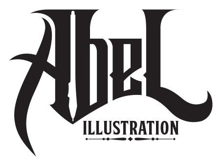 Abel Logo by martinabel