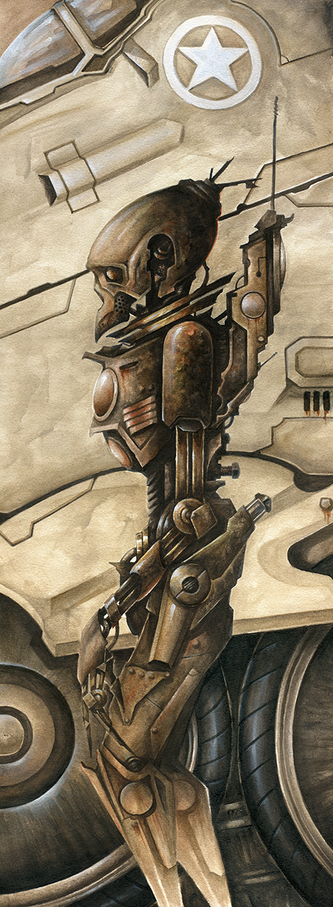 BackPacker-Droid by Markelli