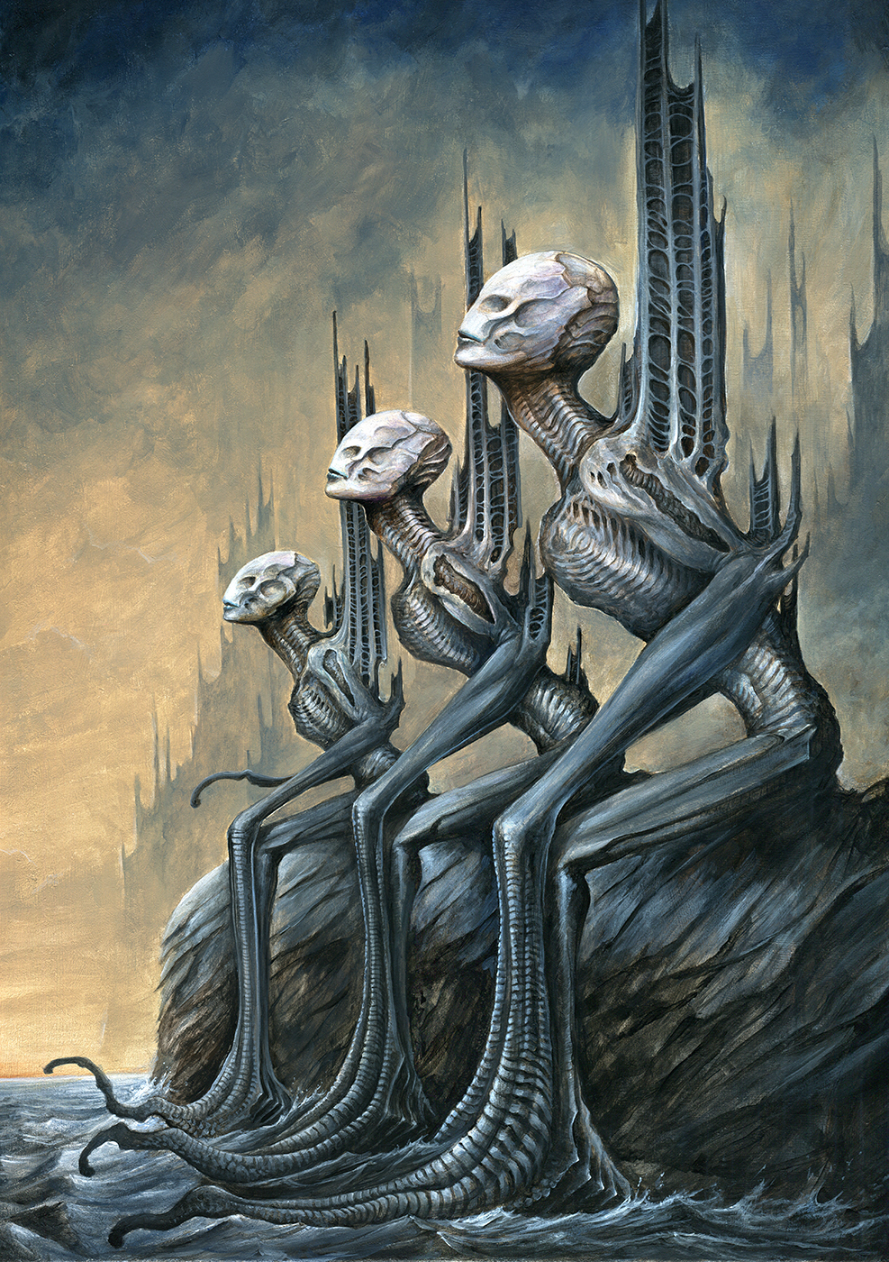 The Watchers by Markelli