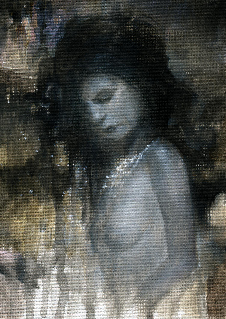 Study ~ 'Pearls' by Markelli