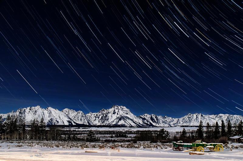 Grand Teton Starset by White-Voodoo