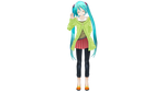 Api Autumn Breeze Miku (No necklace) - Download