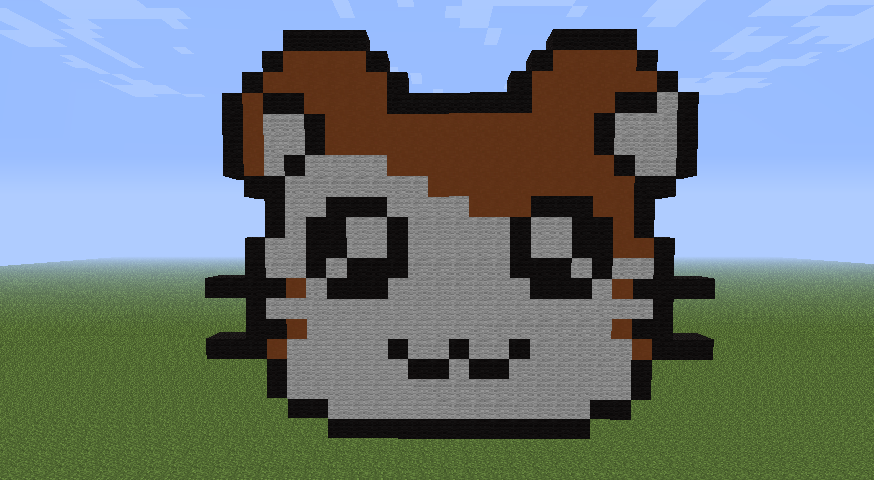 how to make a head in minecraft 1.8