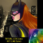 Batgirl Non-Remap