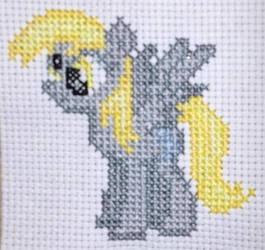 Stitched Derpy!