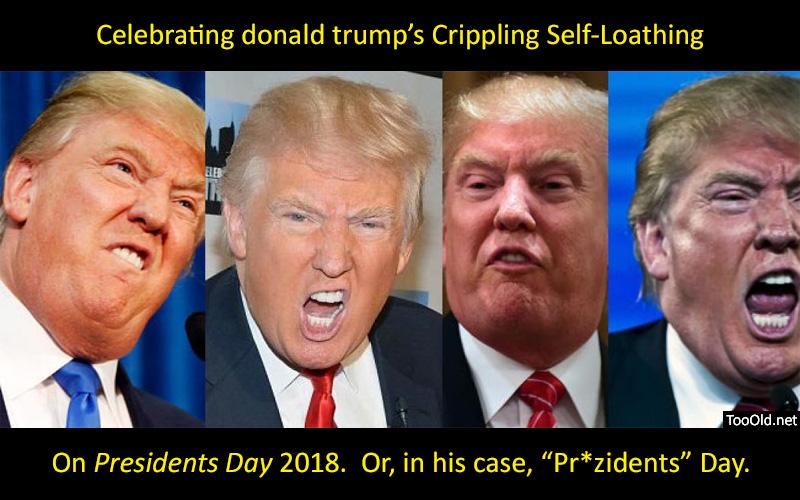 trump's Self-Loathing by PopeyeTheoB