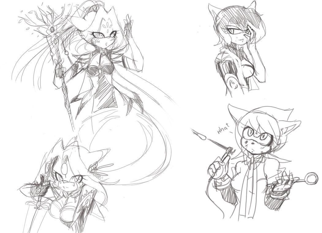 Sketch by FairyGB
