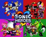 Wallpaper: Sonic Heroes