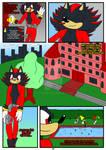 Comic Commission: Plot Device :Page 01: