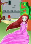 Super Princesa - Page Sample