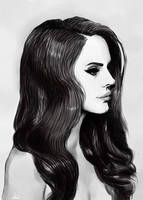 Lana del Rey by JuanitoMedina