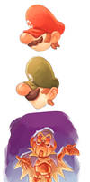 Super Mario Sketches (EDITADO)