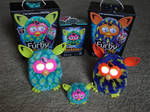 My Furby Collection: Furby Booms and Furbling