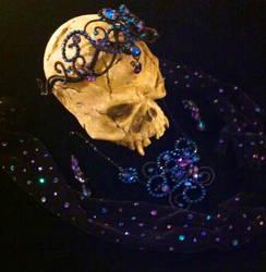 Unseelie Fairy accessories WIP by lilibat