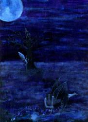 shadows by lilibat