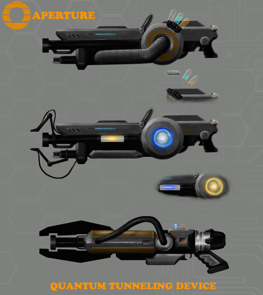 Aperture Science QTD by mseprini104