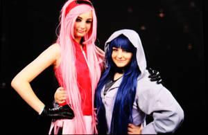 Hinata Hyuga and Sakura Haruno Shippuden 01