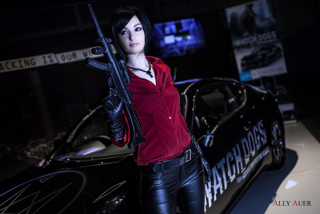 Resident Evil 6 Ada Wong Render by Deluwyrn on DeviantArt