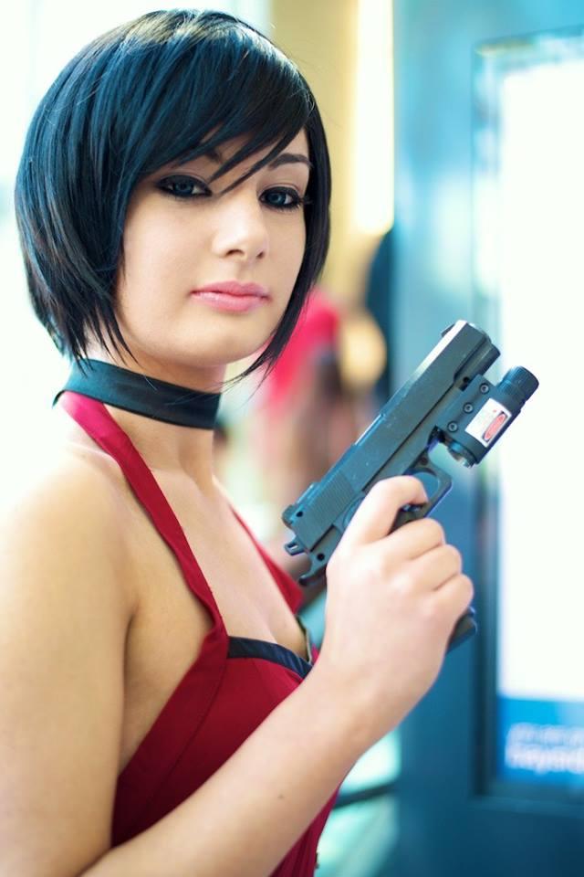 Ada Wong Cosplay !! by CosmicNya
