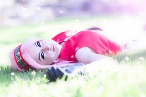 Sakura Cosplay !!