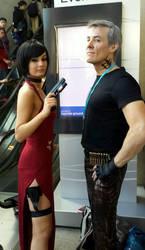 Ada Wong Cosplay !! by AllyAuer