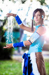 Legend of korra cosplay