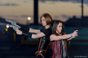 Resident Evil After Life cosplay