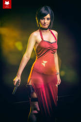 Ada Wong Cosplay by AllyAuer