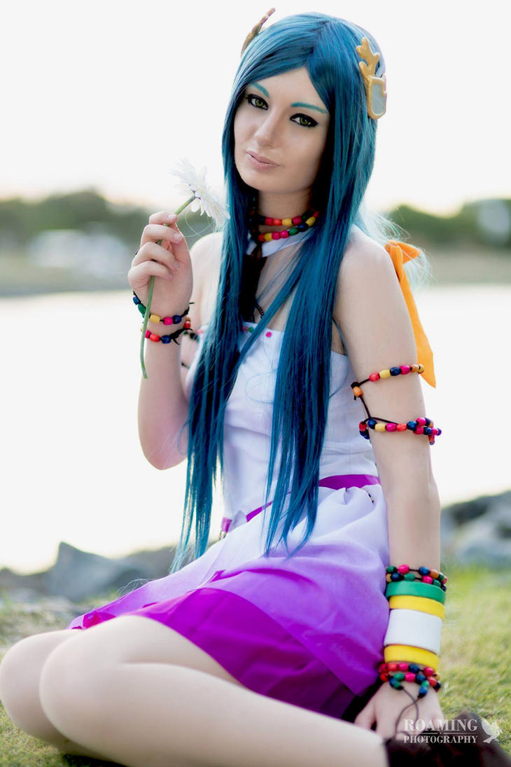 Yeul Cosplay by ZombieQueenAlly