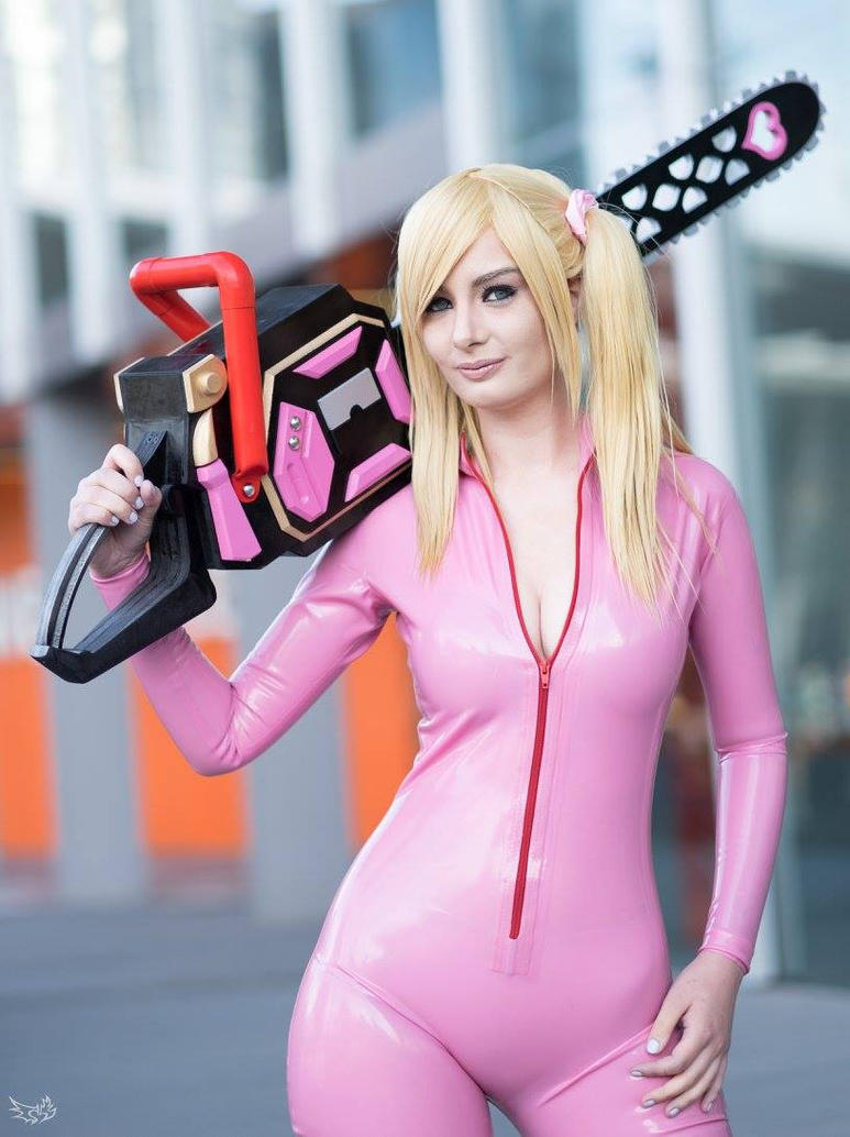 Juliet Starling Cosplay by AllyAuer