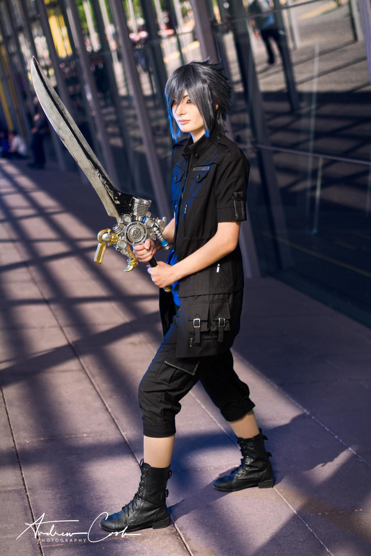 Noctis Cosplay by AllyAuer