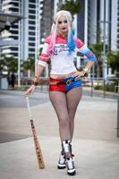 Harley Quinn by AllyAuer